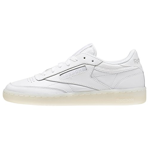 Reebok BD4463, Zapatillas  Mujer White-Light Solid Grey