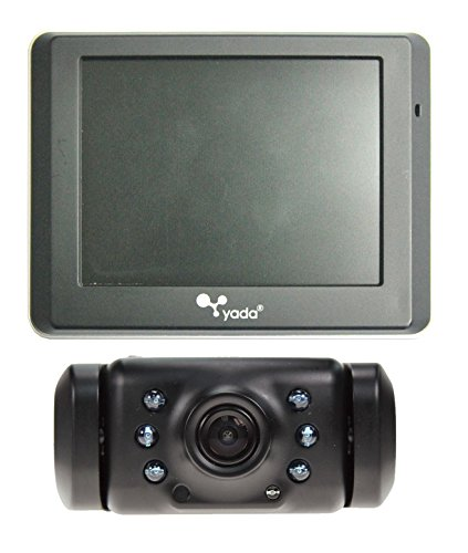 Price comparison product image Yada BT50424F-1 Tiny Traveler Baby Monitor for the Car