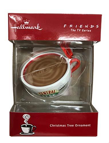 Ornament 2018 Hallmark Friends Central Perk Coffee Cup Christmas Tree (Tv Christmas Shows Ornaments)