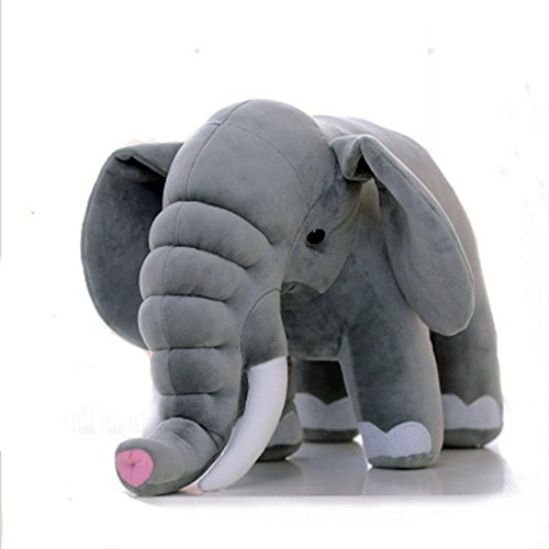 Lacheln Stuffed Elephant Dolls Plush Toys for Kids Girls Boys Birthday Valentine's Day Gift,11 inches