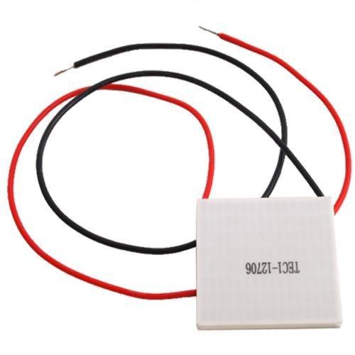 2 opinioni per TOOGOO (R)TEC1-12706 TEC CELLA PELTIER TERMOELETTRICO PC CPU 91W [Elettronica]