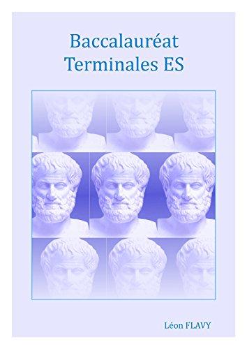 Bac ES philo: BAC ES 2019***** (French Edition)