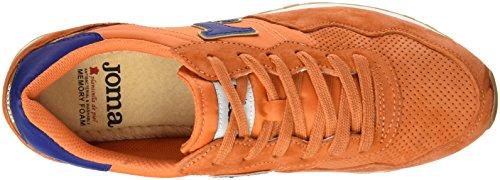 C 608 de Zapatillas Unisex Deporte Marino JOMA Naranja 367 Men Naranja Adulto fwnxdWpqZ