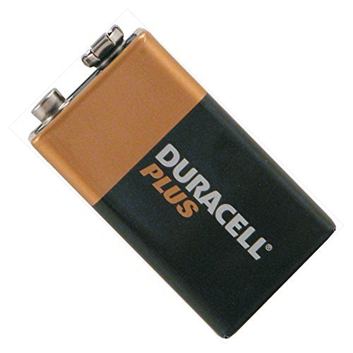 Price comparison product image 2-POWER Duracell Plus Power 9v 1 Pack By N / A (0001-01-01)