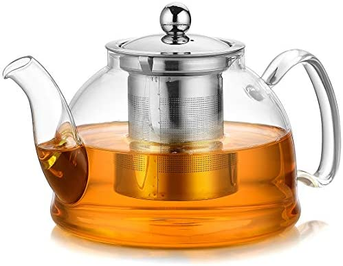 Artcome Stainless Infuser Stovetop Blooming