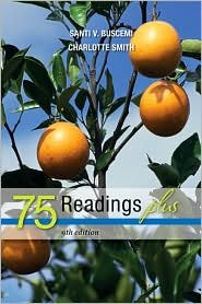 75 Readings Plus 9th (nineth) edition Text Only pdf epub