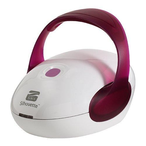 Silk'n Silhouette, Dispositivo para el tratamiento de la celulitis y el modelado corporal, Blanco/Rojo, SILH1PE1001 Silk' n Silhouette