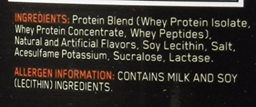 Optimum Nutrition 100% Whey Gold Standard, Cake Donut, 2 Pounds