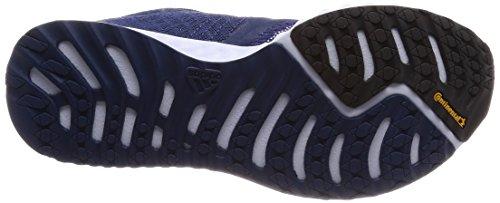 adidas Damen Aerobounce PR Laufschuhe Blau (Aero Blue S18/aero Blue S18/noble Indigo S18 Aero Blue S18/aero Blue S18/noble Indigo S18)