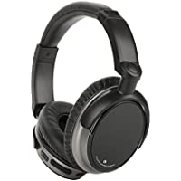 LTERIVER Excelsior T6 Superb Comfortable & Quiet Wireless Bluetooth Foldable Headphones Compatible with APPLE iOS, Android OS and Windows OS Bluetooth with Excellent Performance Sound-Grey