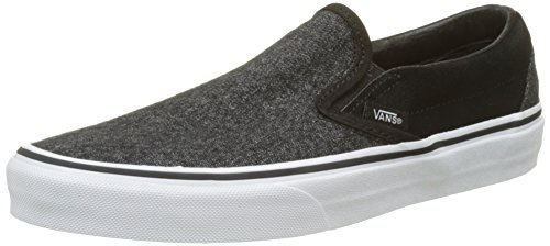 6c6e180c0d Galleon - Vans Men s Classic Slip On (Suede   Suiting) Skateboarding Shoes  (11 B(M) US Women 9.5 D(M) US Men