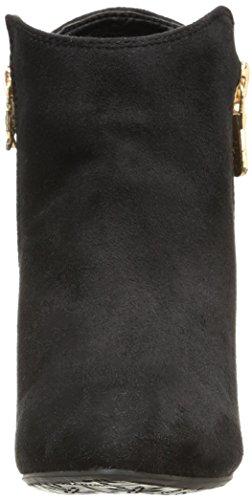 Xti 29902, Damen Knöchelriemchen Pumps Schwarz (Noir)