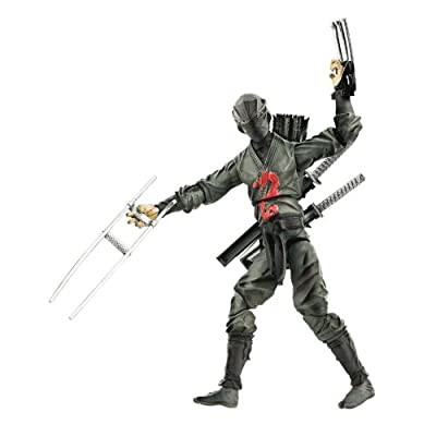 G.I. Joe Retaliation Dark Ninja Action Figure: Toys & Games