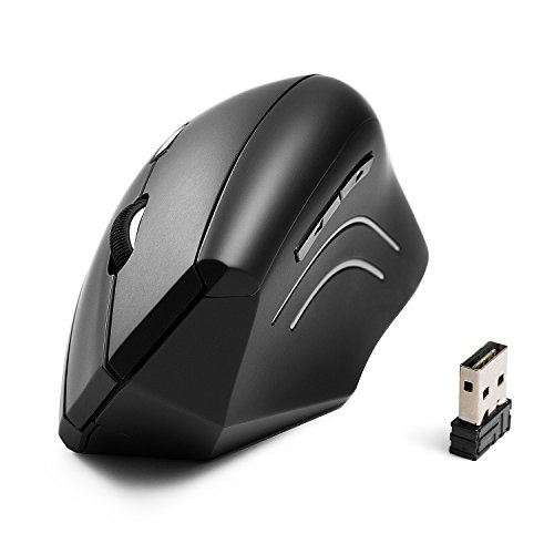 Wireless Mouse, Anker Ergonomi