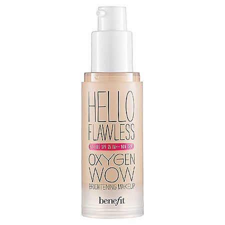 Benefit Cosmetics 'Hello Flawless!' Oxygen Wow Liquid Foundation for Textured Skin