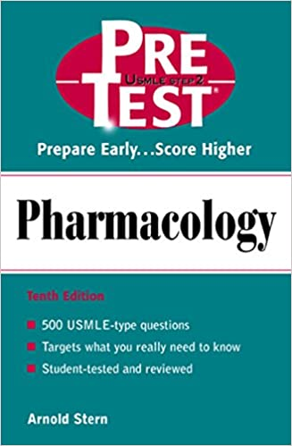 Pharmacological Therapies Practice Test