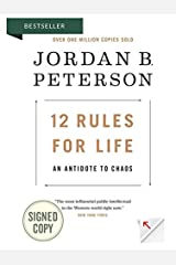 12 Rules for Life: an Antidote to Chaos Hardcover
