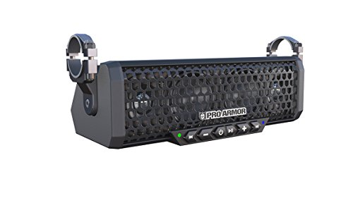 Pro Armor 4 Speaker Bluetooth Sound Bar -