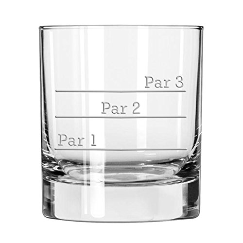 19th Hole: Par 1 - Par 2 - Par 3 Whiskey Golf -