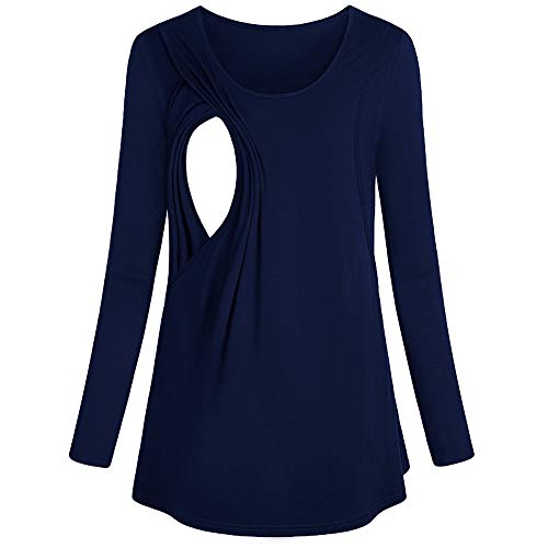 490975470c1880 DOINSHOP Women's Cold Shoulder Maternity Tunic Top available in ...