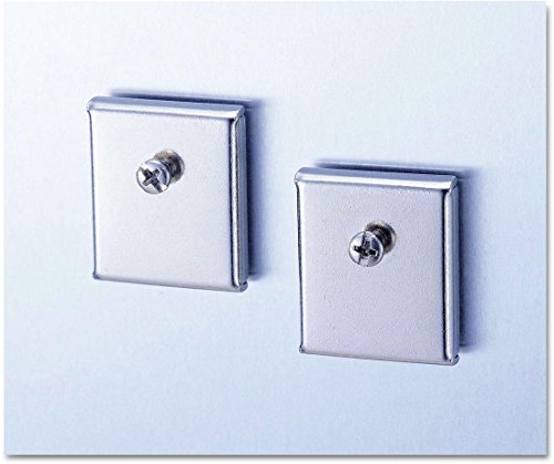 Universal Cubicle Accessory Mounting Magnets by Universal