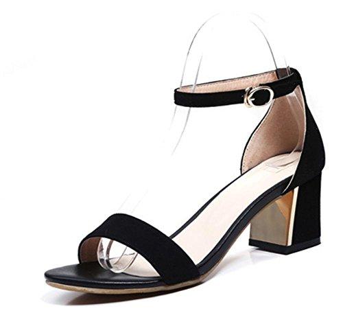 Skechers Parteien-mate Oxford Schuh  35 EUChocolate Suede Leather