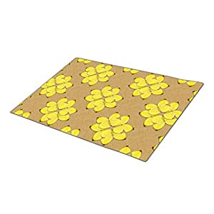 Palepink Lepidopterist For Butterfly Collectors Decorative Door Mats