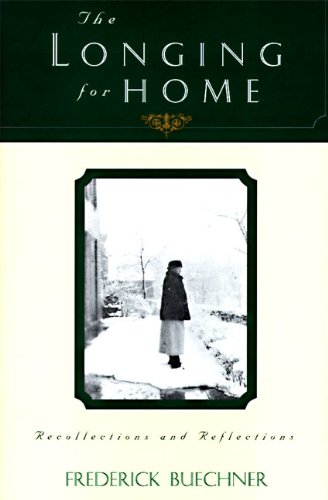 The Longing for Home: Reflections at Midlife cover