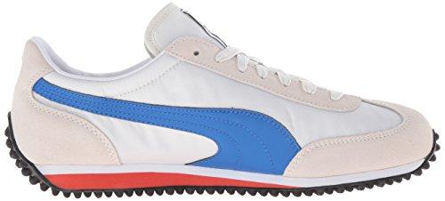 Puma Hombres Whirlwind Classic Fashion Sneaker Glacier Grey / Puma Royal