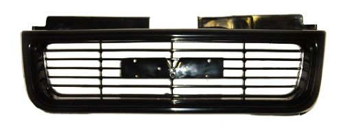 OE Replacement GMC Grille Assembly (Partslink Number GM1200436) - Gmc Sonoma Grille