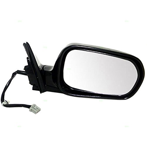 Passengers Power Side View Mirror Replacement for 98-02 Honda Accord Sedan ()