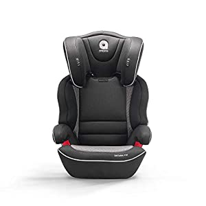 APRAMO OSTARA FIX Child Car Seat Group 2/3 (15-36 kg), 3 to 12 years, ISOFIX Booster Seat for Cars with and without…