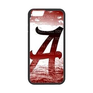 "Generic Custom Best Design NCAA University of Alabama Crimson Tide Team Logo Case Cover for iPhone6 4.7"""