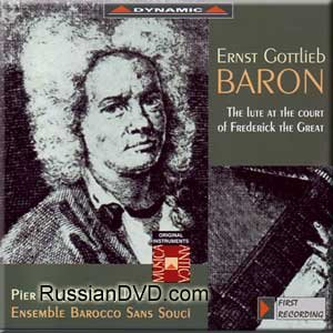 Baron - The Lute At the Court of Frederick the Great - Polato (Pier Sans)
