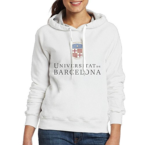 CZHYMY Women's Universitat De Barcelona Hoodies