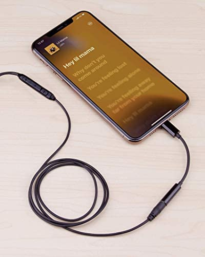 Fashion Style Apple MFi Certified Lightning Headphones Earphones Earbuds & Lightning to 3.5 mm Headphone Jack Adapter Compatible iPhone 11 Pro Max iPhone X XS Max XR iPhone 8 Plus iPhone 7 Plus nAc1TsB