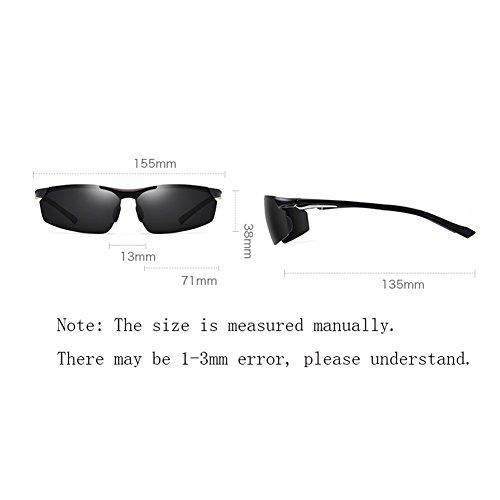 pour polariseur hommes UV Confortable Lunettes de lunettes conduite polarisées A protection Conduite de sport de Lunettes de conducteur rétro de fwqTBapftx