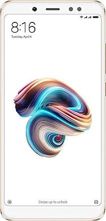 Renewed  Redmi Note 5 Pro  Gold, 4  GB RAM, 64  GB Storage