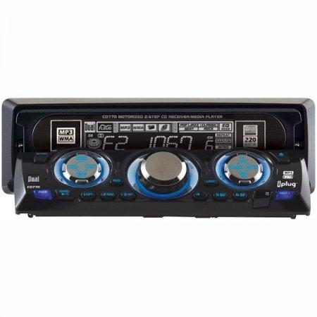 Dual CD770 Motorized AM/FM/CD MP3 Receiver