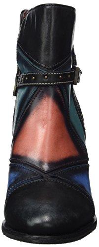 Laura Vita Camille 08, Stivali Donna nero