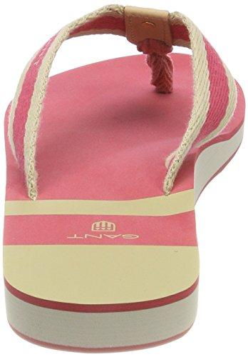 Pink Tongs Bart Chrysantem Gant Femme St Pink wxaTI4