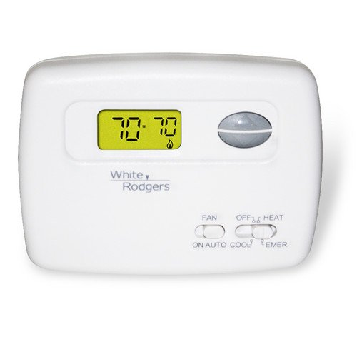 White-Rodgers hc037 70 Series Heat Pump Thermostat
