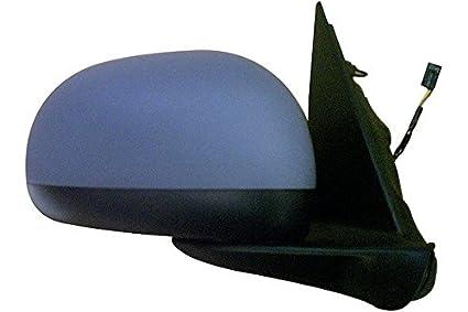MAX MFT196-L Retrovisore Elettrico Primer Asferico Termico Sinistro