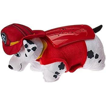 Amazon Com Pillow Pets Dream Lites Blue Camo Dog 11