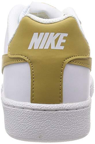 Blanco Hombre Court Zapatillas Gold Para white 106 Royale Nike club afZqFWAq