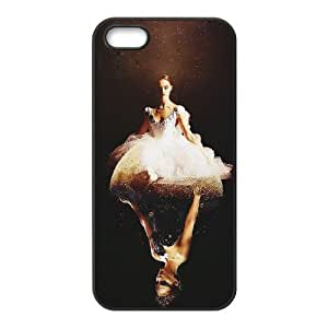 ANCASE Black Swan Phone Case For iPhone 5,5S [Pattern-2]