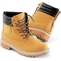 [Sponsored] Urban Groove Hip Hop Work Boot Unisex Dance Boot