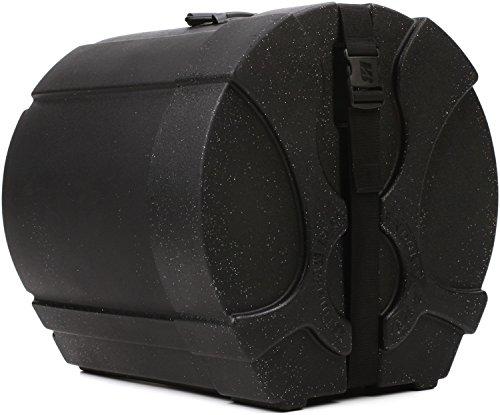 Sparkle Floor Tom - Humes & Berg Enduro Pro Foam-lined Floor Tom Case - 16