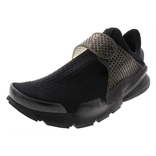 Nike Women's Sock Dart Black/Black-Volt Low Top Running Shoe - 7M ()