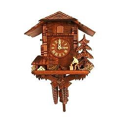 Alexander Taron Importer 435 Engstler Weight-driven Cuckoo Clock, Full